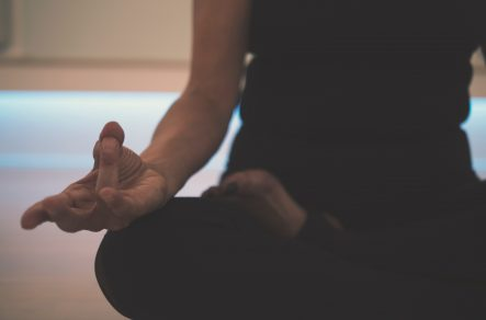 can yoga help you get pregnant